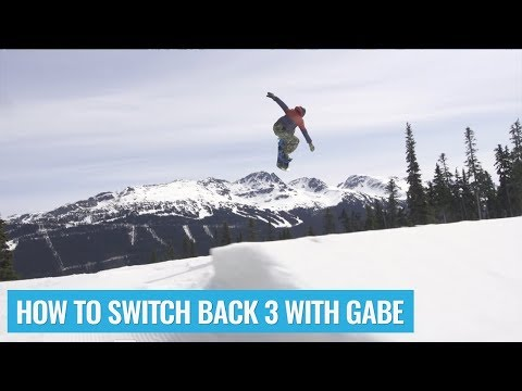 How To Switch Back Three With Gabe