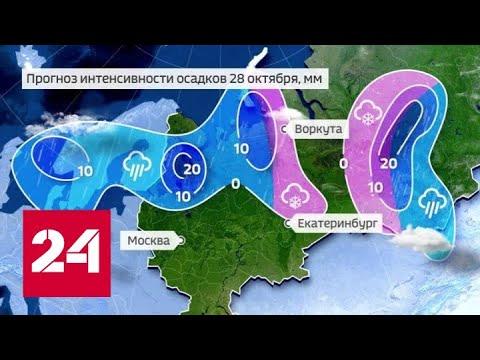 Погода 24. Зима не собирается униматься: резкое ухудшение погоды в Новосибирской области