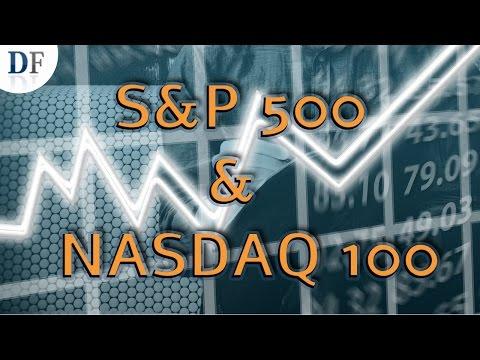S&P 500 and NASDAQ 100 Forecast April 27, 2017