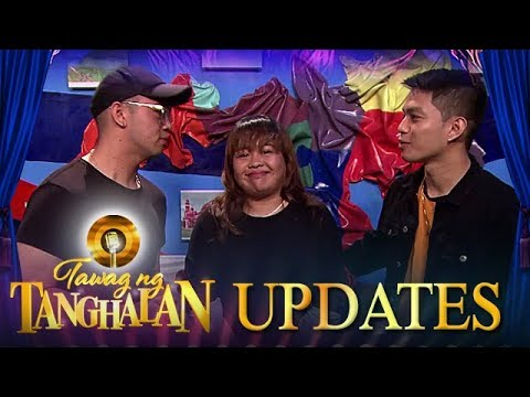 Tawag ng Tanghalan Update: April Luz Tolentino shares who her inspiration is