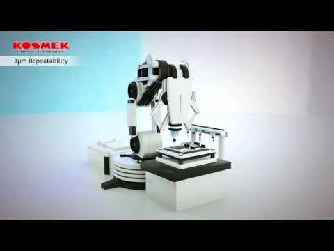 SWR Tool Change Robot concept Overview