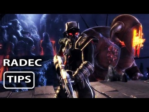PlayStation All-Stars Battle Royale : Radec (Killzone) Tips & Tricks - UC64oAui-2WN5vXC7hTKoLbg