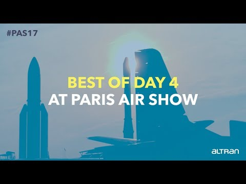 Best of day 4 at Paris Air Show