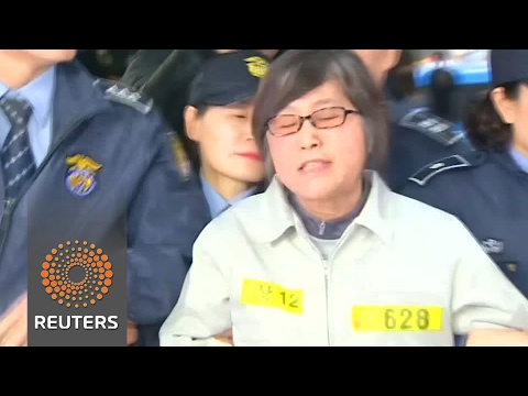 Key figure in South Korea scandal protests innocence