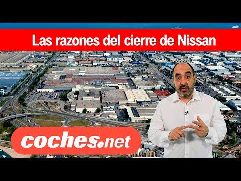 Las razones del cierre de la planta de Nissan en Barcelona | coches.net