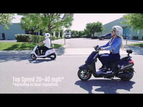 Zoom Electric Scooters Review
