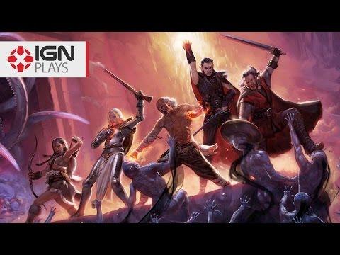 Pillars of Eternity: Combat, Conversation and More - IGN Plays - UCKy1dAqELo0zrOtPkf0eTMw