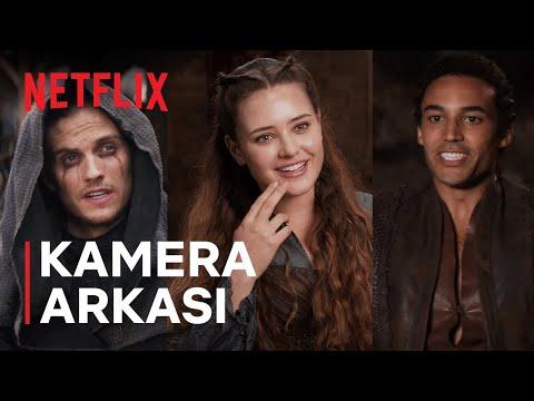 Cursed'ün Kamera Arkası | Netflix
