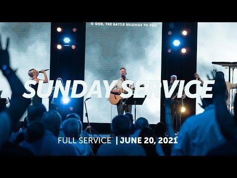 June 20th, 2021  Sunday AM Service  Bethel Church