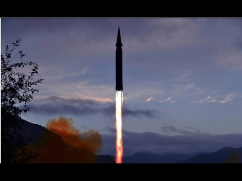 Breaking North Korea Fires Hypersonic Missile