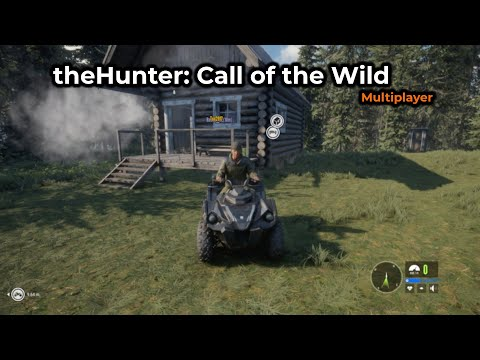 theHunter: Call of the Wild -- Opname 26/06/2019