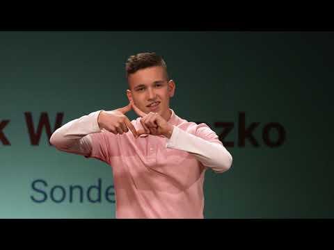 Sonder. Zauważ-Poczuj-Zareaguj | Patryk Wawrzyszko | TEDxKids@AcademyInternational