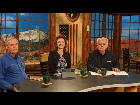 Charis Daily Live Bible Study: God's Righteousness - Paul Milligan - June 25, 2020