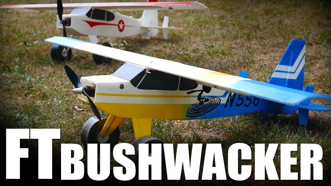Flite Test | FT Bushwacker | AudioMania lt
