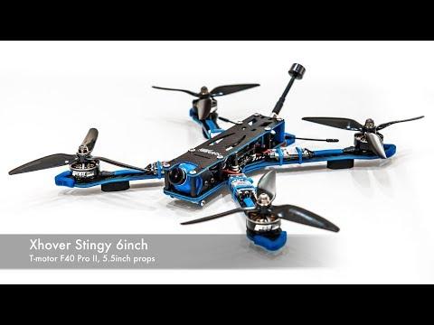 Xhover Stingy 6inch, T-motor F40 Pro II 2400kv - UC6PcHkDesaBqh_YKgl8slxA