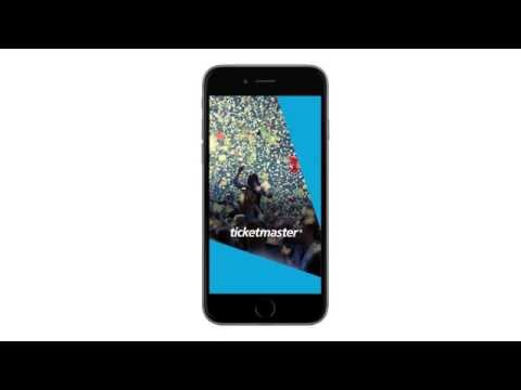 Ticketmaster App - Tickets in your pocket