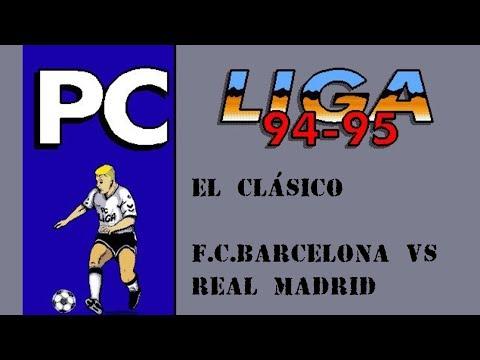 PC Liga 94/95 (1994) - PC- El Clásico