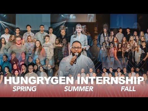HungryGen Internship 2021 - We've got answers