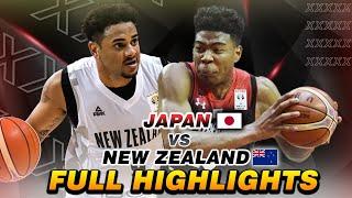 JAPAN vs NEW ZEALAND