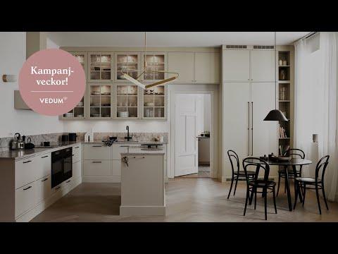Vedum Kök & Bad - Kökskampanj Höst 2020