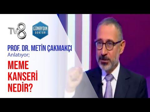 Prof. Dr. Metin Çakmakçı – Meme Kanseri Nedir? | TV8 – Günaydın Doktor
