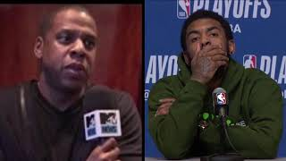 Jay Z and Rocnation sports can revamp Kyrie Irving image