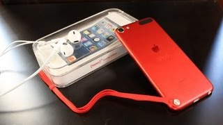 Apple Ipod Touch 5th Generation Unboxing Special Edition Product Red Youtube