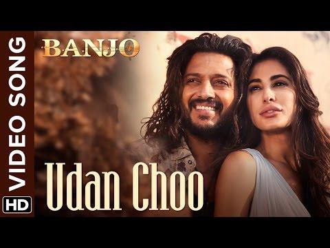 Udan Choo Lyrics - Banjo | Riteish Deshmukh, Nargis Fakhri