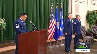Nipomo airman receives Silver Star Medal