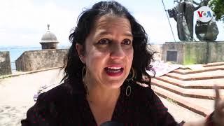 Trump arremete contra gobierno puertorriqueño