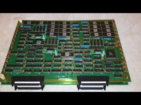 1943 Arcade Pcb Pre-Cps1 Hardware