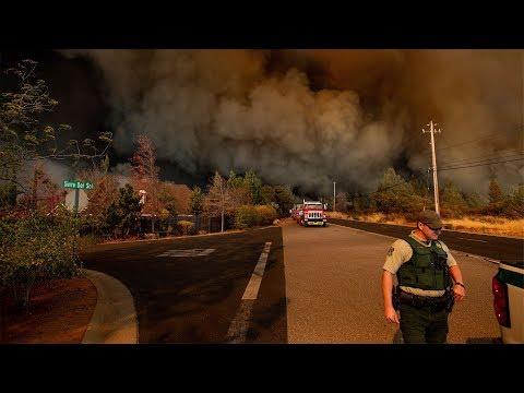 Cháy ở Bắc California làm 71 người chết, hơn 1,000 mất tích