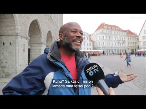 Flat Earth Globe Lie Tour: Estonia - Dave Murphy✅