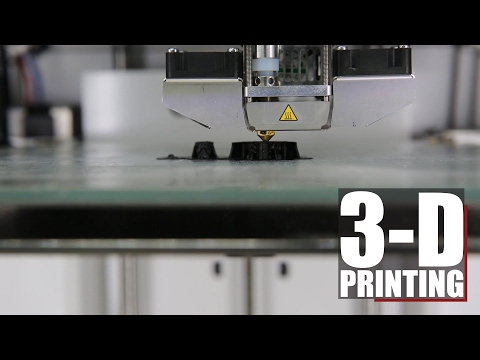 The Way Ahead | 3-D Printing