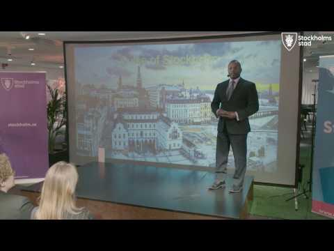 Open Stockholm Award 2016 Finale – The Pulse of Stockholm