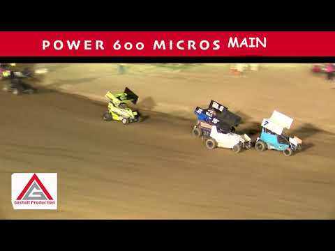 Central Az Speedway Power600 Restricted Main  September 25 2020 - dirt track racing video image