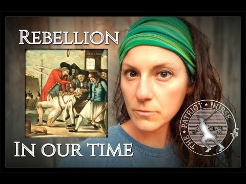 The Coming Rebellion, Civil War and Balkanization of the United States