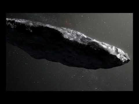 Mysterious 'Oumuamua' Object Is Now Said to Not Be An Asteroid, Didn't Slow Like It Should Have