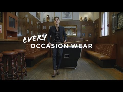 riverisland.com & River Island discount code video: Isaac Carew: Every Occasion Wear | #FindYourself | River Island Man