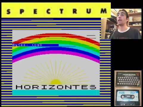 SPECTRUM - | Cintas Horizons | - 1982. Psion