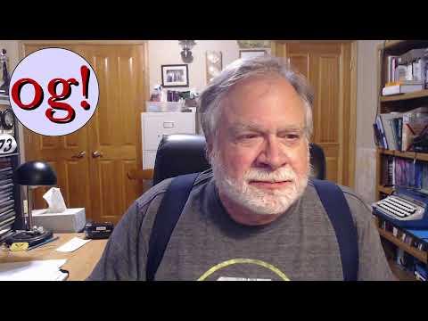KE0OG Dave Casler Live Stream 8 Oct 2020