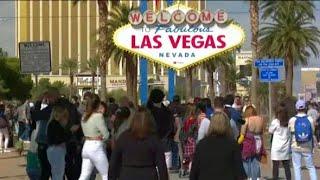 Лас-Вегас ожидании дебатов