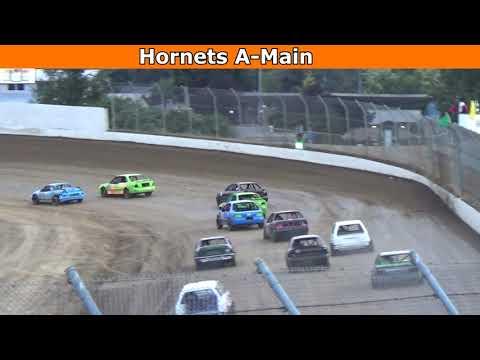 Grays Harbor Raceway, August 14, 2021, Hornets A-Main - dirt track racing video image