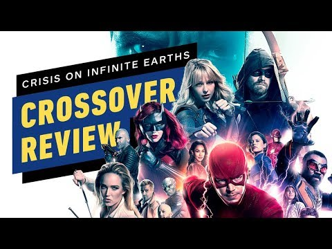 Crisis on Infinite Earths: Crossover Review - UCKy1dAqELo0zrOtPkf0eTMw
