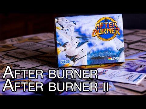El videojuego de SEGA que nunca jugamos: After Burner / After Burner II. Va de Retro #116