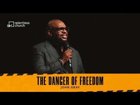 The Danger of Freedom  John Gray