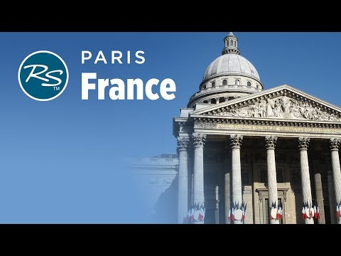 Paris, France: The Panthéon and the Paris Catacombs - Rick Steves' Europe Travel Guide - Travel Bite photo