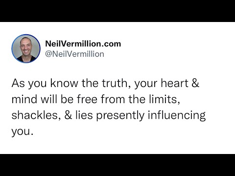 Manifesting The Reality Of My Truth - Daily Prophetic Word