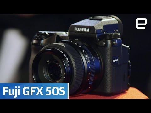 Fuji GFX 50S: Hands-on