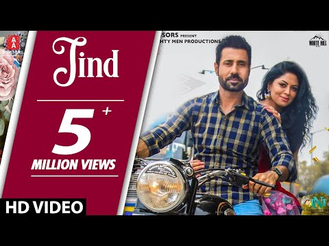 JIND LYRICS - Sunidhi Chauhan & Karamjit Anmol | Vadhaiyan Ji Vadhaiyan